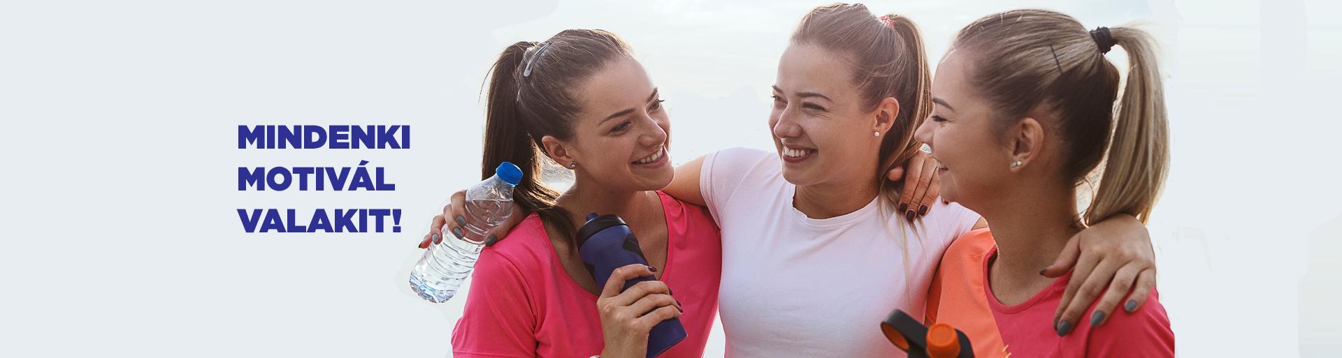 Motiváljuk egymást a futásban
