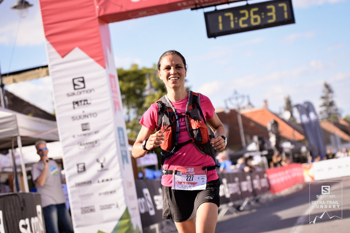Ultra-Trail Hungary: 112 km - 4200 M+ - 17:26