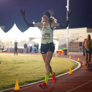 Legyen az ultrafutás olimpiai szám! mondja Camille Herron