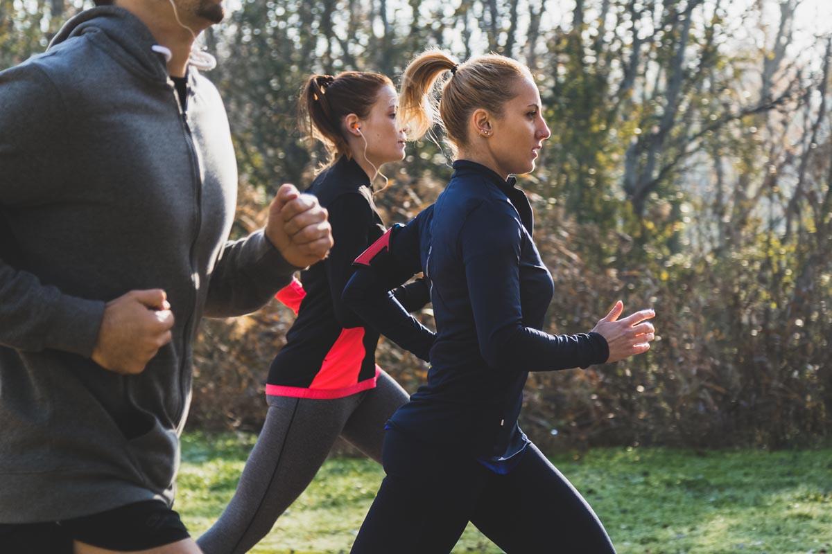 Sokak futócéljai: fogyás, stresszoldás, gyorsulás..