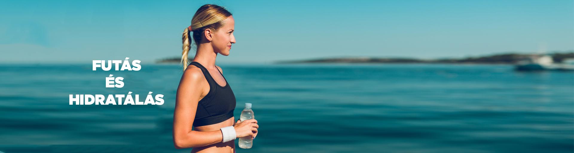 Futás és hidratálás